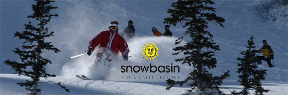 Snowbasin slope